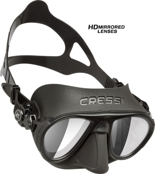 HD Lens Cressi dive mask