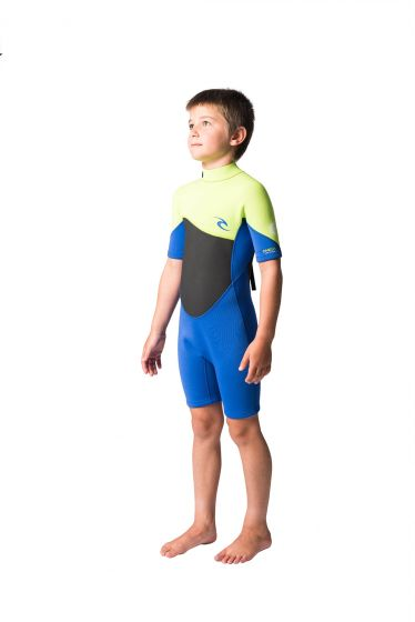 rip curl omega 1.5mm toddlers wetsuit