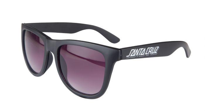 Santa Cruz Contra Sunglasses in Black
