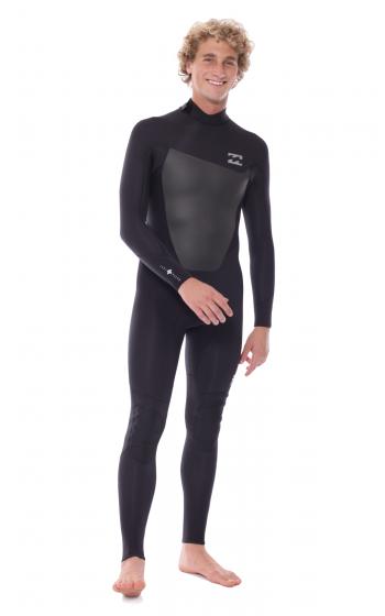Billabong Foil 5/4 Back Zip Mens Winter Wetsuit 2016