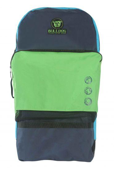 Bulldog Bodyboard Bag - Navy / Cyan