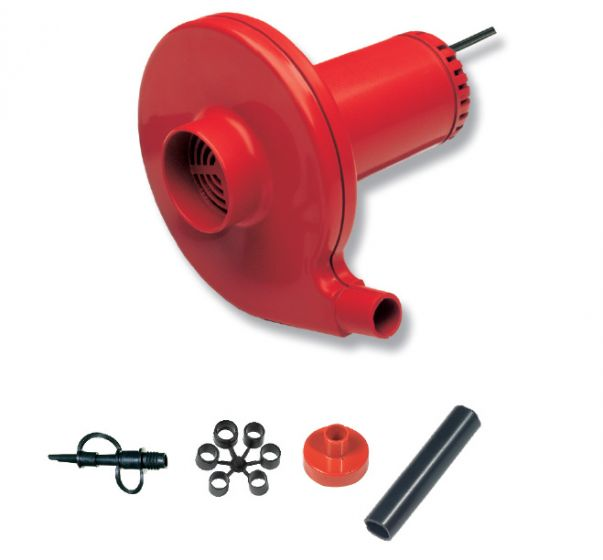 Bravo Electric Inflator 12 Volt - Red - Parts
