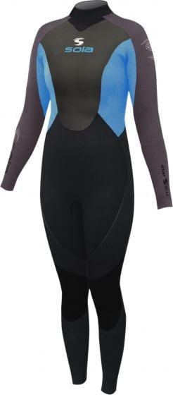 Sola Star 5/4mm Womens Winter Wetsuit 2017