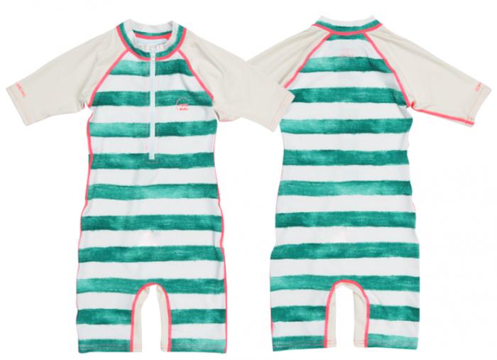 Billabong Toddlers Lycra Sun Suit 2016 - Maldive