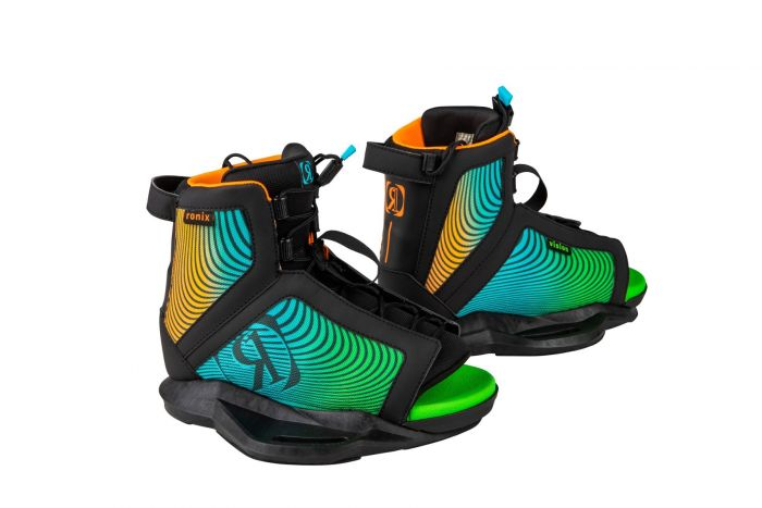 Ronix Vision Junior Wakeboard Boot 2021 - Multi