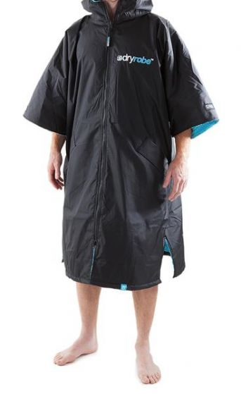 Dry Robe Advance Short Sleeve (Blue)