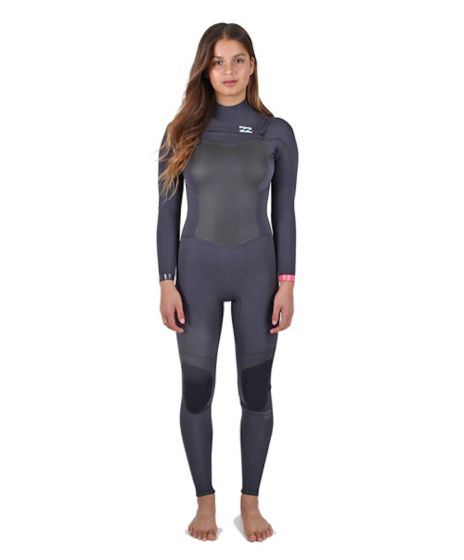Billabong Synergy Womens CZ 5/4 Winter Wetsuits 2017