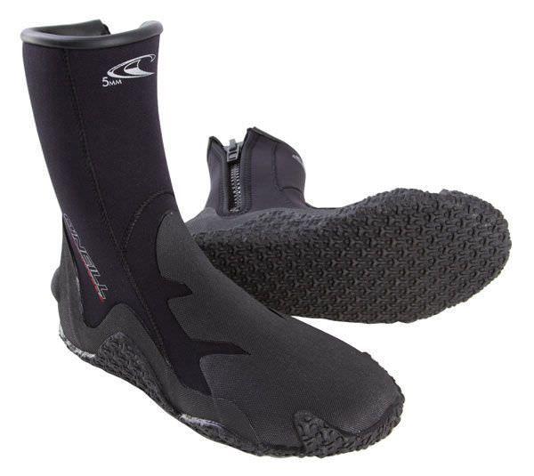 O'Neill 5mm Zip Up Wetsuit Boots