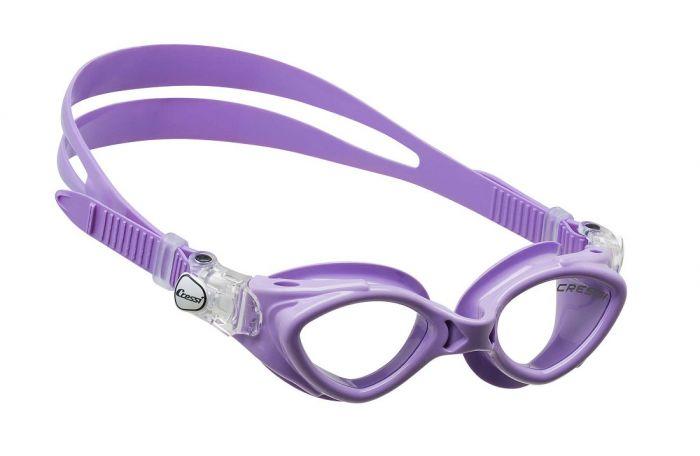Cressi King Crab Kids Goggles - Lilac