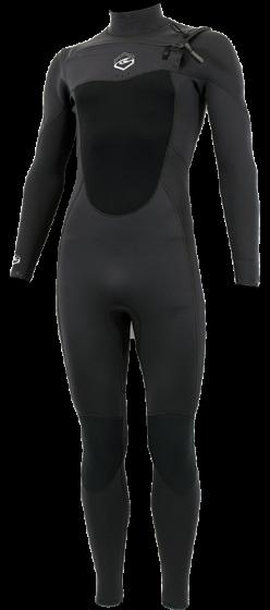 Alder 5/4/3mm Reflex Mens Winter Wetsuit 2017