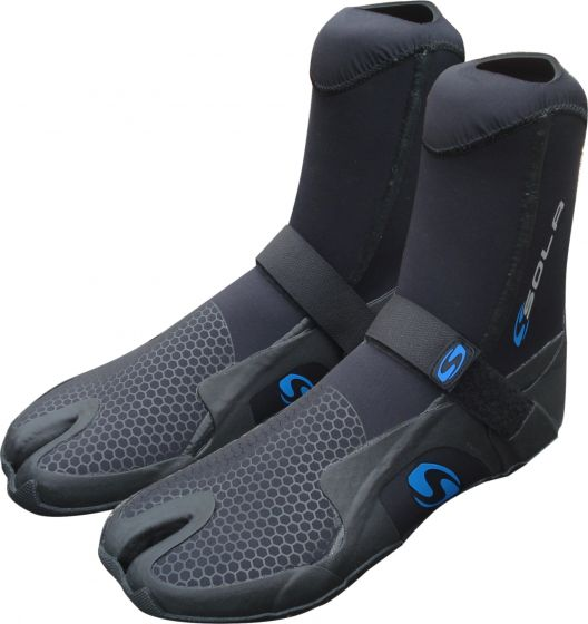 Sola System 5mm Split Toe Winter Wetsuit Boots 2017
