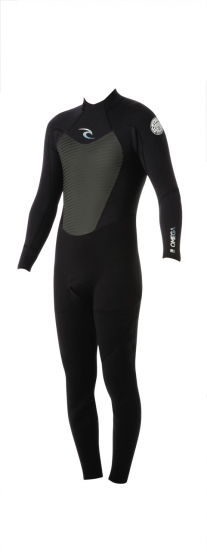 Rip Curl Omega 5/3mm Mens Winter Wetsuit 2016