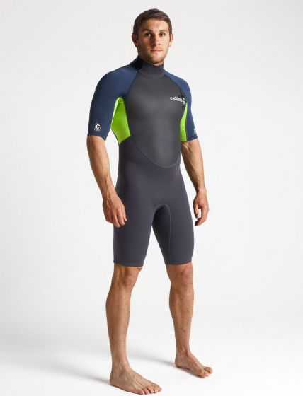 C Skins Element 3/2mm Mens Shortie Wetsuit 2019
