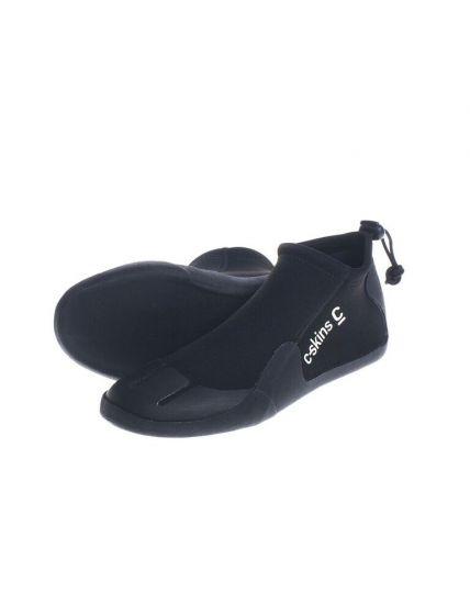 C-Skins junior legend 3mm FL round toe wetsuit reef slipper pair preview