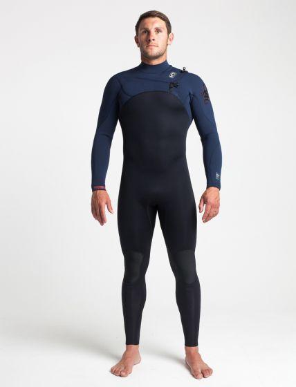 C-Skins Rewired 3/2mm Mens Summer Wetsuit 2019