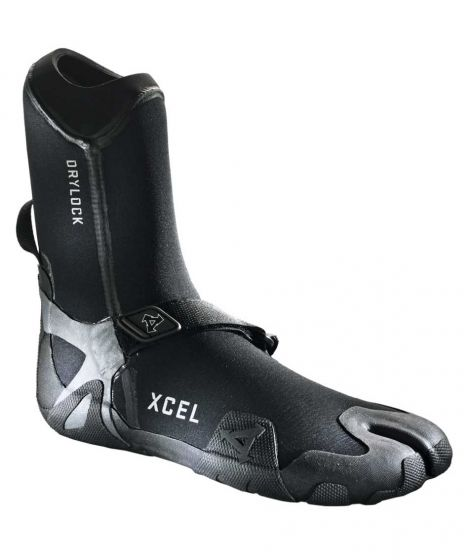 Xcel 5mm Drylock Split Toe Winter Wetsuit Boots 2017