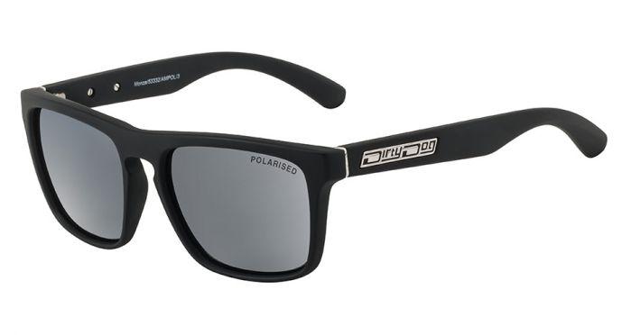Sunglasses - Matt Black / Silver