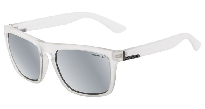 Dirty Dog Ranger Polarised Sunglasses - Crystal/Silver Mirror