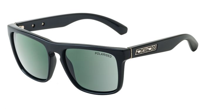 Dirty Dog Monza Sunglasses Green lens - POLARIZED