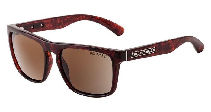 Sunglasses Brown Polarised