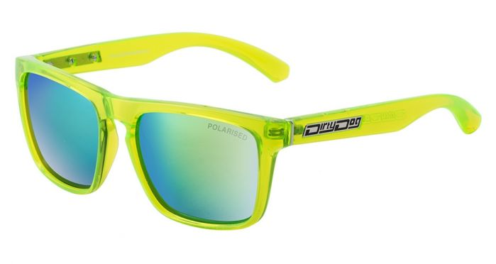 Monza Green Fusion Mirror Polarised