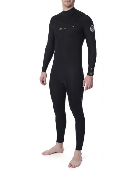 Rip Curl Dawn Patrol Performance 4/3mm Chest Zip Wetsuit 2021