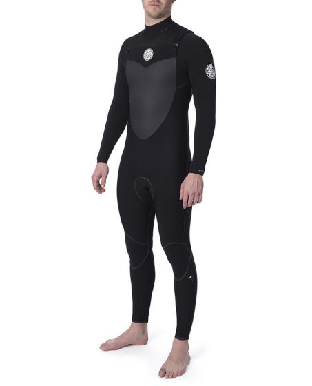Rip Curl Flash Bomb 5/3mm chest zip wetsuit 2018