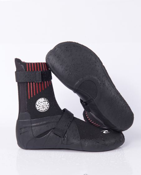 Rip Curl Flash Bomb 5mm Round Toe Wetsuit Boot