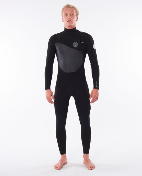 Rip curl flashbomb 5/3 chest zip wetsuit