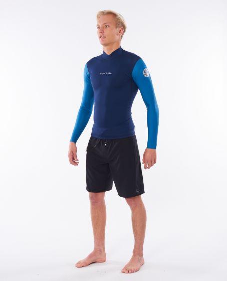 Rip Curl Dawn Patrol 1.5mm Long Sleeve Mens Wetsuit Jacket