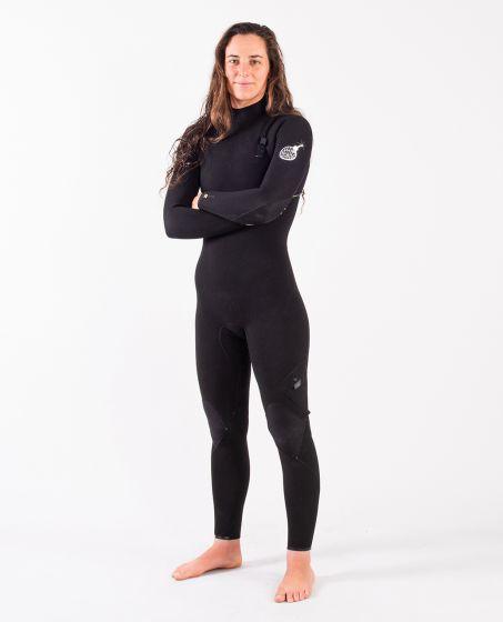 Rip Curl E Bomb 4/3mm E7 Ltd Zip Free Womens Wetsuit 2020