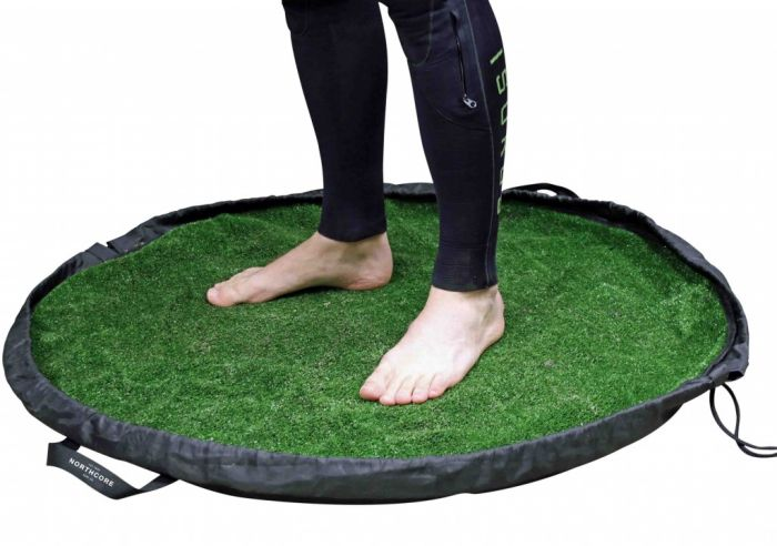 Northcore Grass Change Mat & Wetsuit Bag