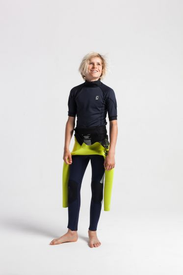 C-Skins HDi PolyPro Junior Short Sleeve Thermal Rashvest under suit