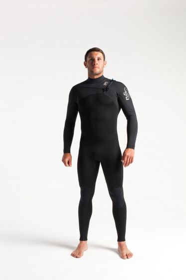 c skins session 3/2 wetsuit