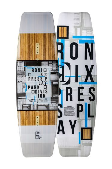 Ronix Press Play Wakeboarding - 2021
