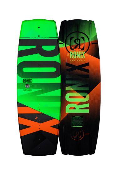 Ronix Vault Junior Wakeboard 2021 - Green / Orange