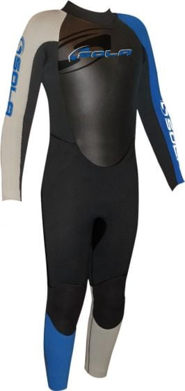 Sola Fire Kids 5/4/3mm GBS Winter Wetsuit 2017