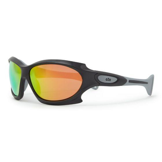 Gill Race Ocean Sunglasses 2021 - Black/Orange - Side View