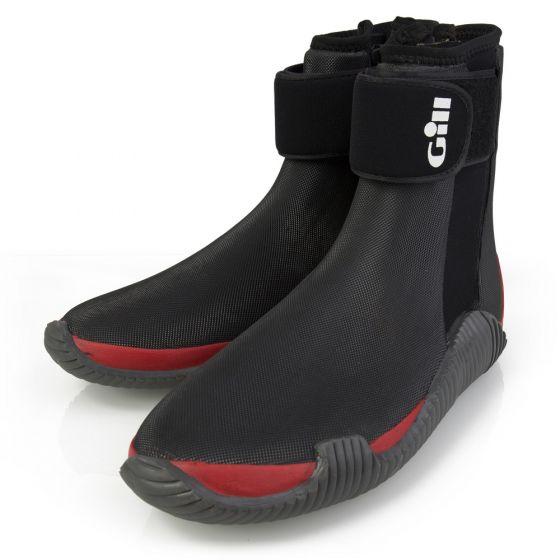 Gill Aero Sailing Boots 2021 - Black