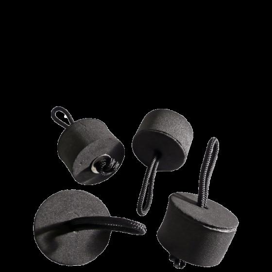 Tahe Kayak Foam Plug Kit X4