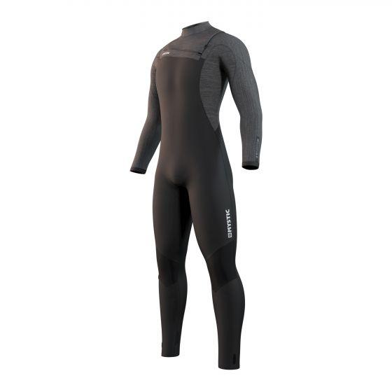 Mystic Majestic 5/3mm Chest Zip Mens Wetsuit 2021 - Black
