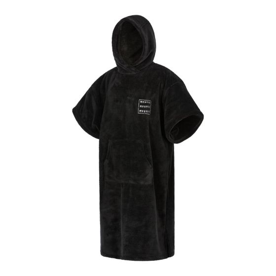 Mystic Poncho Teddy Changing Robe 2021 - Black