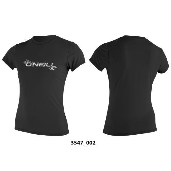 O'Neill Basic Skins Women's Sun Protection Tee Shirt