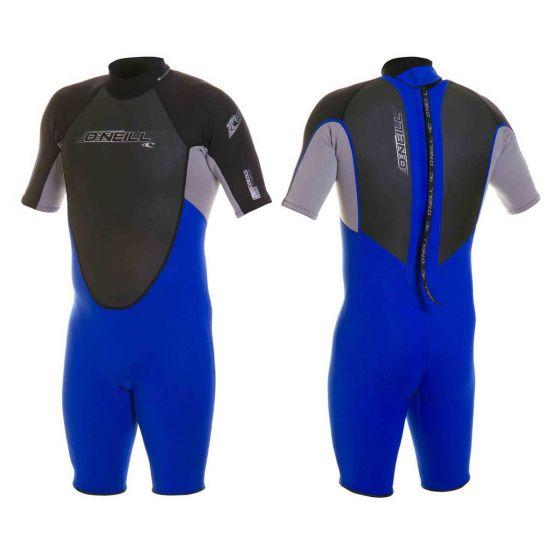 o'neill reactor shortie wetsuit