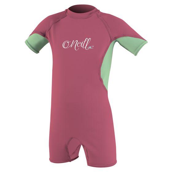 O'Neill Toddler O'Zone UV Spring Girls Sunsuit 2018