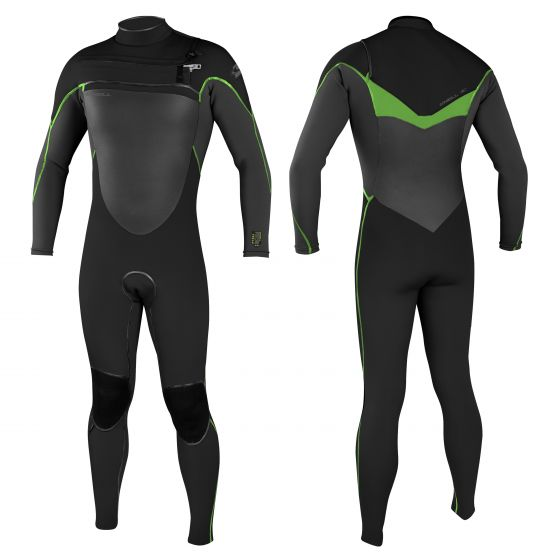 O'Neill Psychofreak 5/4 Chest Zip Wetsuit 2018