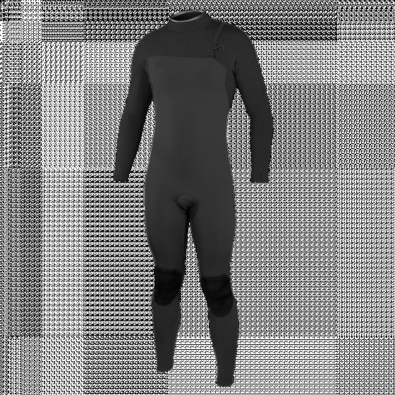 O'Neill Hyperfreak comp 3/2mm wetsuit