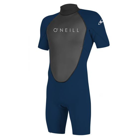 O'Neill Reactor 2 2mm Men's Shorty Wetsuit 2019 - Abyss