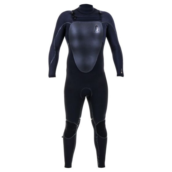 O'Neill Mutant Legend 5/4mm Hooded Chest Zip Wetsuit - Front