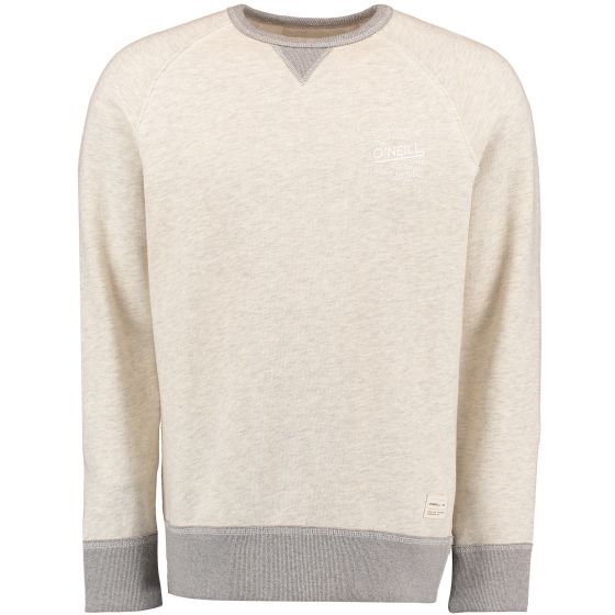 O'Neill Fort Point Mens Sweater - Creme Brulee